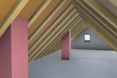 IFC-Modell Dach