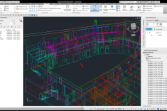 Auswertung 3D-Scan in AutoCAD
